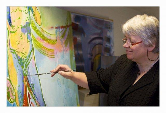 Marianne schildert
